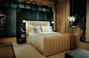 Lutron Bedroom