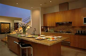Lutron Kitchen